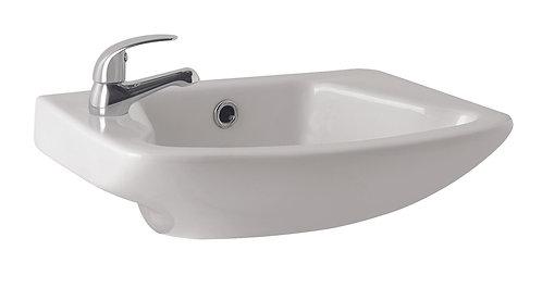 G4K 360mm 1th Cloakroom Basin