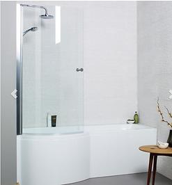 Adapt Shower Bath Screen