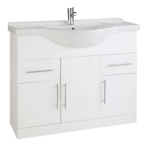 Encore 1050mm Cabinet with Basin