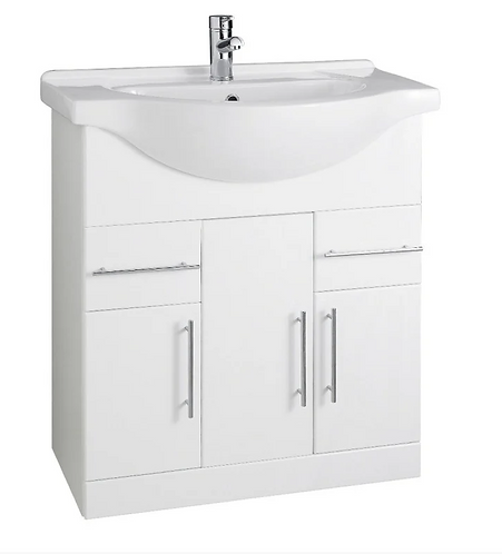 Encore 850mm Cabinet with Basin