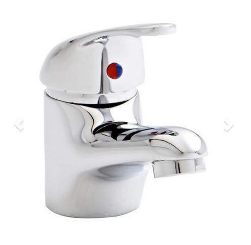 G4k Mono Basin Mixer with Click Waste