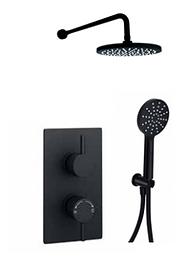 Nero Round Shower Option 5