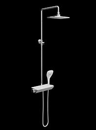 Garda Thermostatic Shower Kit