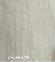 Grey Plain Tile - Icladd