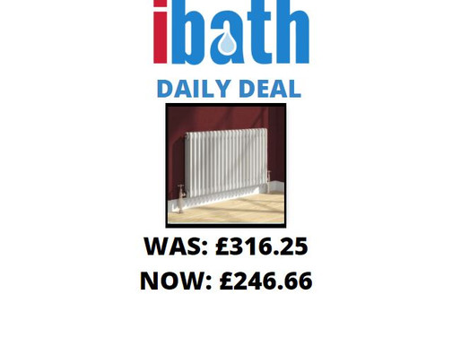 DEAL OF THE DAY: COLONA RADIATOR 500 X 1190