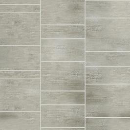 Grey Stone Tile Effect - 2400 x 600 x 7mm x 2 Panels