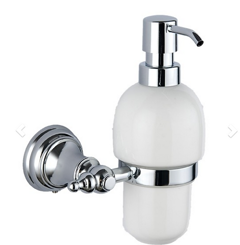 Astley Soap Dispenser & Holder