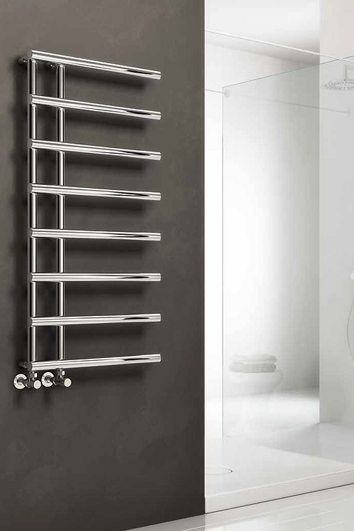 MATERA DESIGNER RADIATOR - 722 X 500 CHROME