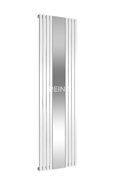 REFLECT 1800 x 449 WHITE DESIGNER RADIATOR