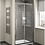 Thumbnail: CASS EIGHT QUADRANT SHOWER ENCLOSURE 800X800MM