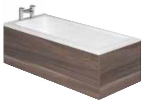 Capital Willo 800mm Bath End Panel