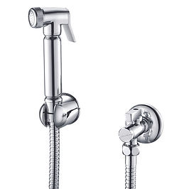 Douche Handset , Flexi , Holder and Oulet Elbow