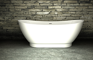 Mayfield Double Ended Freestanding Bath