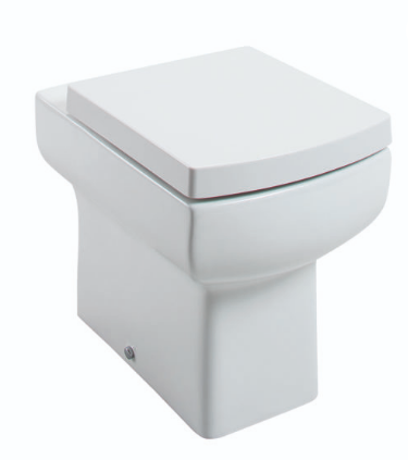 DAISY LOU BACK TO WALL PAN WITH WRAPOVER SEAT OPTION