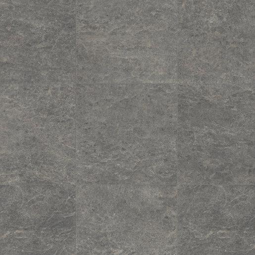 Quick Step: Exquisa Slate Dark Tile Laminate Flooring