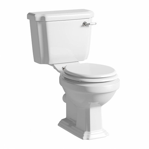 Astley WC Pan, Cistern and Seat