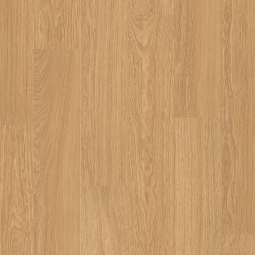 Quick Step: Perspective Wide - Oak Natural Oiled Laminate Flooring