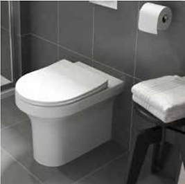 Ozone BTW Rimless WC Pan with Superslim Soft Close Seat