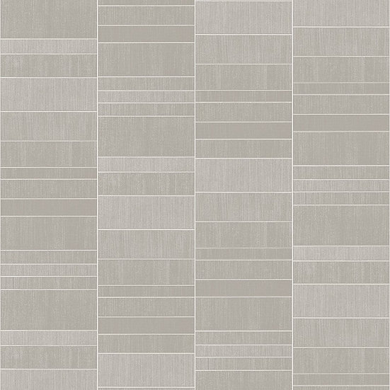 Guardian Tile Effect PVC wall panel - Modern Silver Decor - Pack of 4