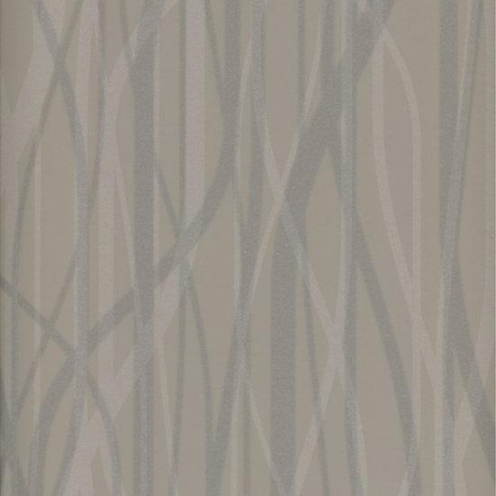Showerwall Cladding - Whispering Grass Metallic Grey