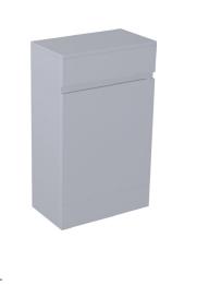 Light Grey Storage Unit - Icladd Solid PVC Furniture