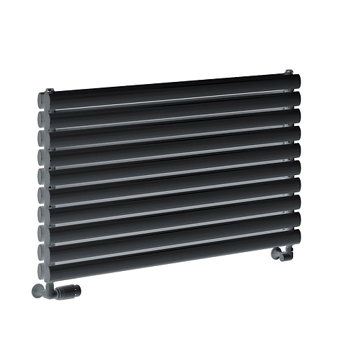 RODA DESIGNER RADIATOR - 590 X 1000 DOUBLE ANTHRACITE