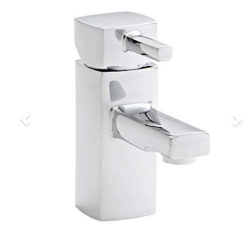 Mode Mini Mono Basin Mixer with Click Waste