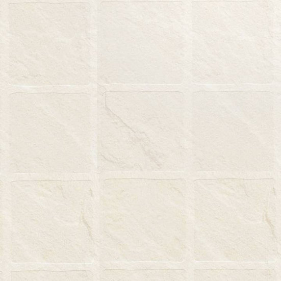 Multipanel Tilepanel Embossed White Slate Large Matt 7145L