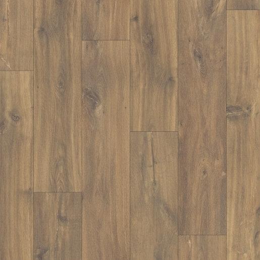 Quick Step: Classic Midnight Oak Brown Laminate Flooring