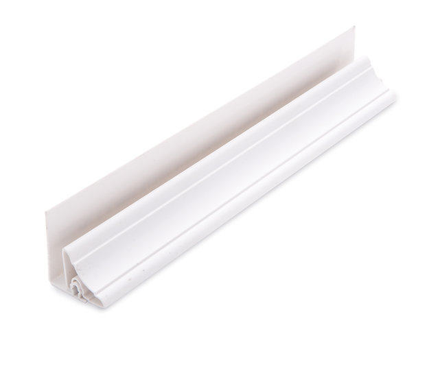 2 Part Ceiling Cover White 8mm