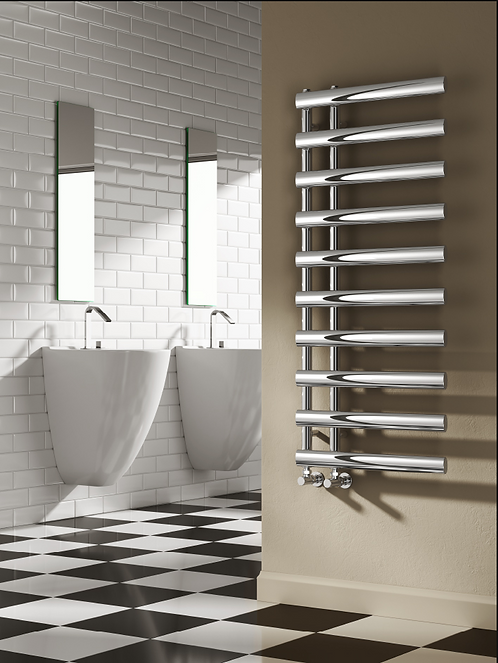 GRACE DESIGNER RADIATOR - 1140 X 500 CHROME