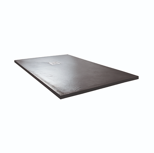 Anthracite 1400x800x30mm Shower Tray