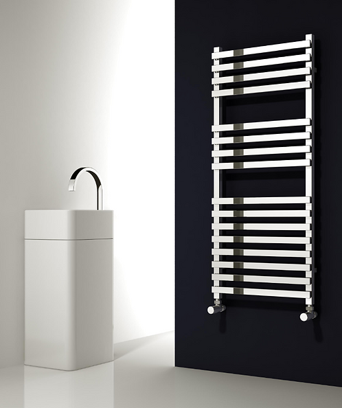 CARINA 500 X 800 CHROME TOWEL RADIATOR