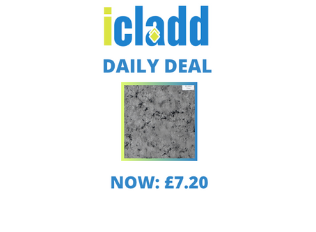 DEAL OF THE DAY: BRUSHED SILVER