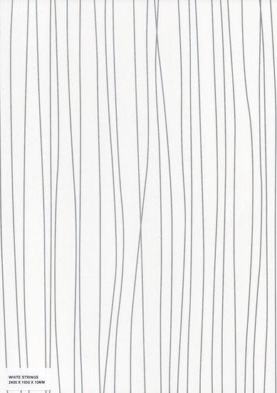White Strings - Icladd