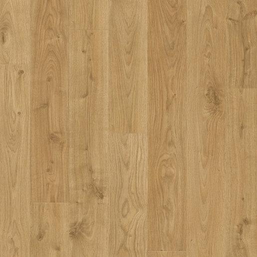 Quick Step: Elite - White Oak Light Planks Laminate Flooring