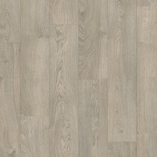 Quick Step: Classic Old Oak Light Grey Laminate Flooring