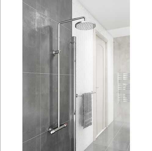 Drum Round Style Thermostatic Pack