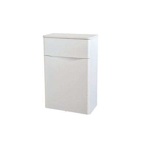 Cayo WC Unit with Concealed Cistern - White