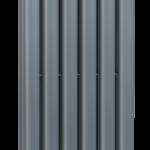 ANTHRACITE CELLSIUS DESIGNER RADIATOR 1500X354X78
