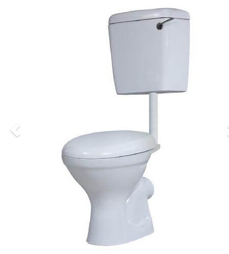 Alpha Low Level Toilet