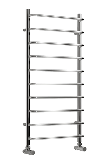 ALIANO 500 X 1000 CHROME TOWEL RADIATOR