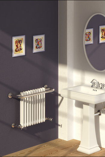 CAMDEN 508 X 680 TRADITIONAL RADIATOR