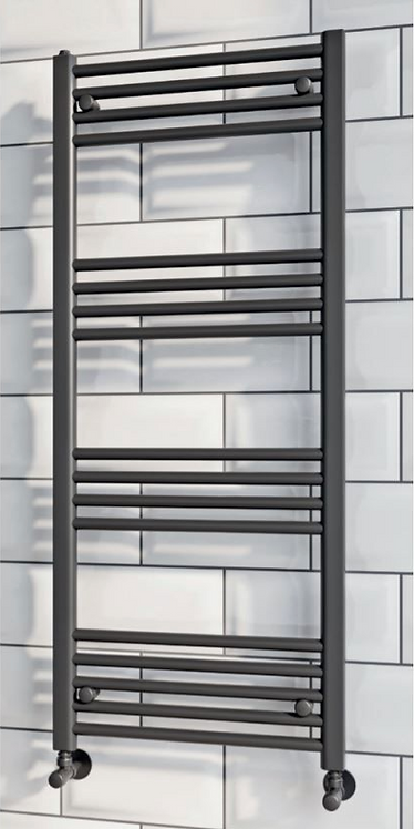 Black Ladder Rail 1600 x 600