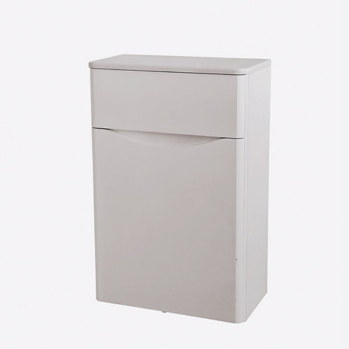 Cayo WC Unit with Concealed Cistern - Grey