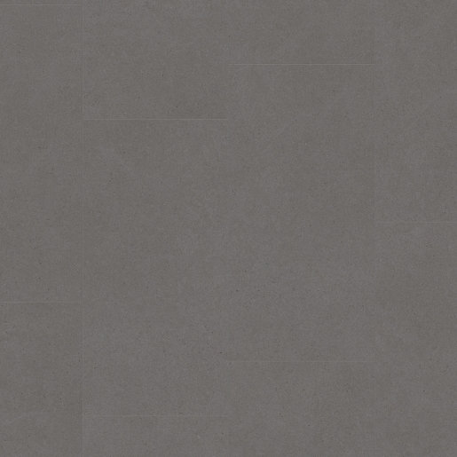 Quick Step: Vibrant medium grey Luxury Vinyl Flooring