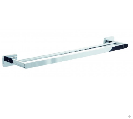 24″DOUBLE TOWEL BAR