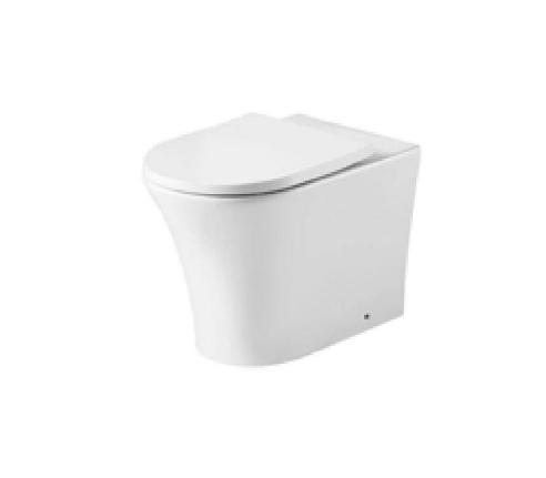 Kameo Rimless BTW WC Pan
