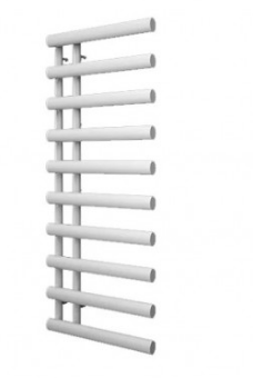 Reina Grace 780 x 500mm White Vertical Designer Towel Radiator
