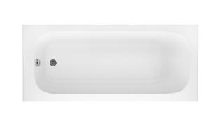 LUTON STRAIGHT STANDARD BATH 1600X700MM